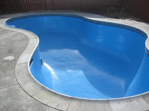 Swiming pool Painting